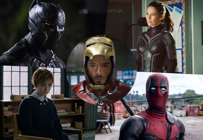 2018 yılında seyirciyle buluşacak olan 10 süper kahraman filmi
