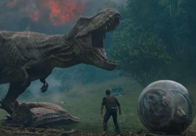 Jurassic World: Yıkılmış Krallık'tan Türkçe altyazılı ilk fragman yayınlandı