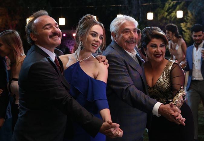 Box Office Türkiye: Aile Arasında, 540 bin seyirciyle zirvedeki yerini korudu