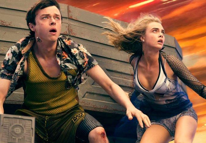 Comic-Con'un yıldızı Valerian filminden yeni görseller!