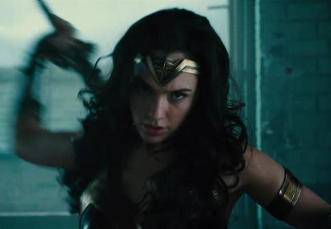 Merakla beklenen Wonder Woman'dan Türkçe altyazılı ilk fragman!