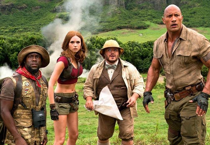 Box Office ABD: Jumanji: Vahşi Orman, $36 milyonla zirveyi ele geçirdi