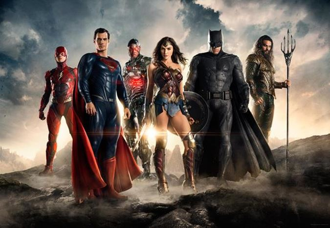 Zack Snyder'ın yönettiği Justice League'ten ilk fragman yayınlandı!