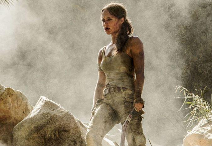 Alicia Vikander'li Tomb Raider'dan Türkçe altyazılı yeni fragman yayınlandı