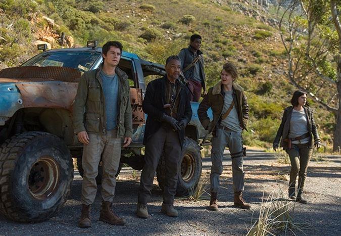 Box Office ABD: Labirent: Son İsyan, $23,5 milyonla gişenin yeni lideri!
