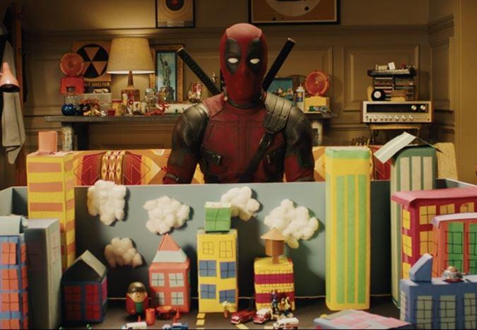 Ryan Reynolds'lı Deadpool 2'den merakla beklenen ilk fragman yayınlandı