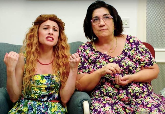 Arapsaçı filminden fragman yayınlandı