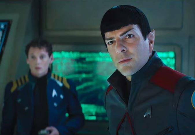ABD Box Office: Amerika'da gişenin yeni lideri Star Trek Sonsuzluk!