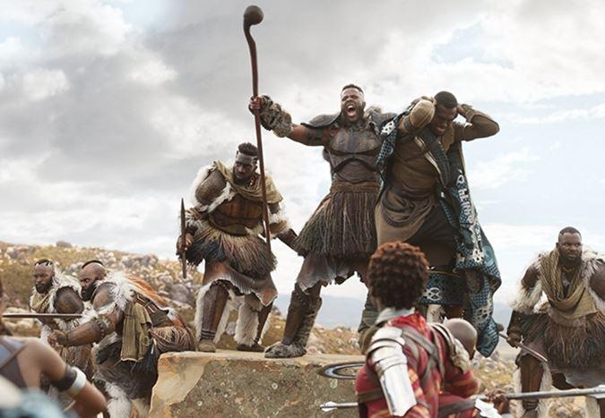 Box Office ABD: Black Panther, şimdiden ABD'de en çok hasılat elde eden 10. film oldu!