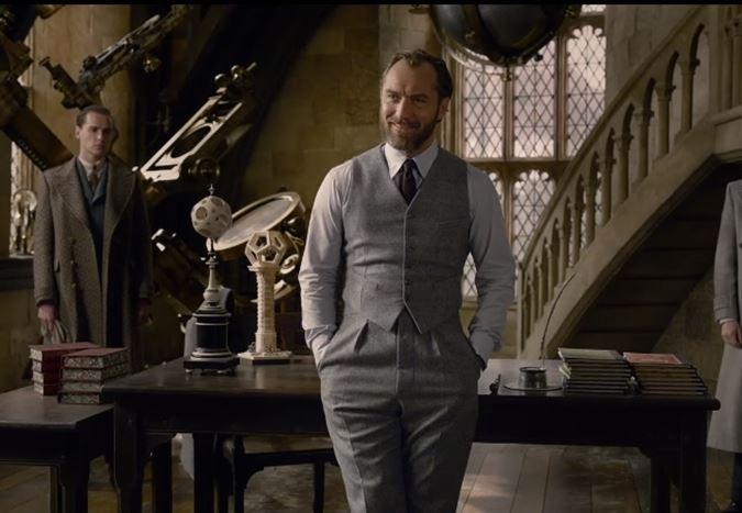Fantastic Beasts: The Crimes of Grindelwald'dan merakla beklenen ilk fragman yayınlandı