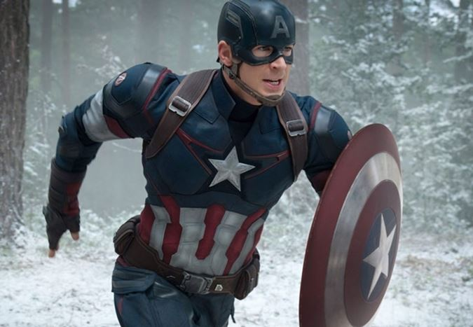 """Chris Evans'tan Captain America açıklaması: """"Birileri gelip seni atmadan trenden inmek istiyorsun"""""""