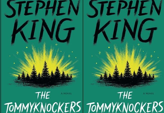 Stephen King'in The Tommyknockers romanı sinemaya uyarlanıyor