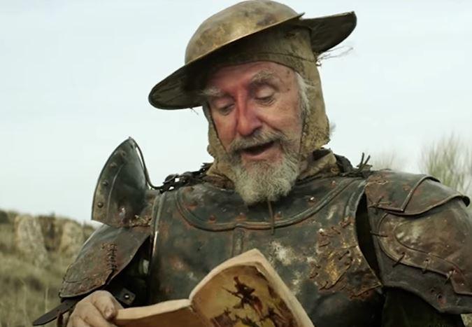 Terry Gilliam'ın uzun süredir beklenen filmi The Man Who Killed Don Quixote'den fragman yayınlandı