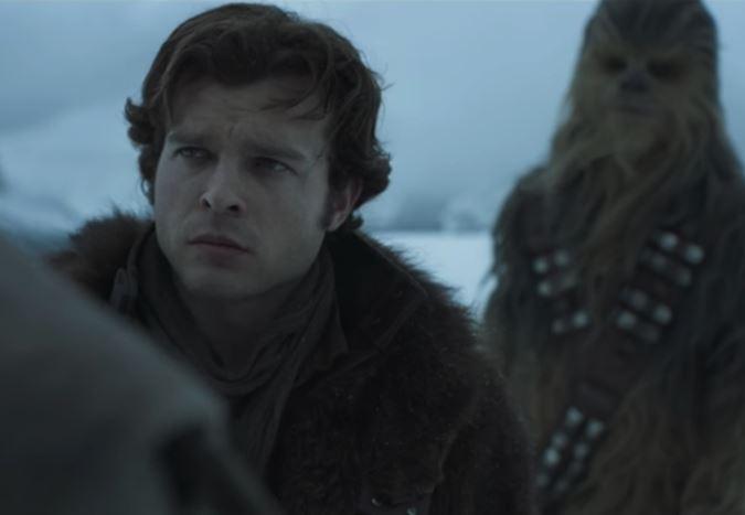 25 Mayıs'ta vizyona girecek olan Solo: A Star Wars Story filminden yeni fragman yayınlandı