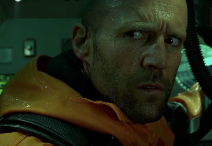Jason Statham'ın başrolünde yer aldığı The Meg filminden Türkçe altyazılı fragman yayınlandı