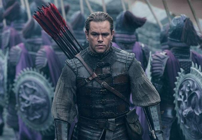Matt Damon'lı The Great Wall filminden Türkçe altyazılı fragman!