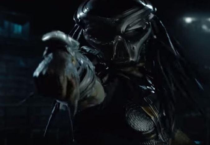 Shane Black'in yönettiği The Predator'tan ilk fragman yayınlandı
