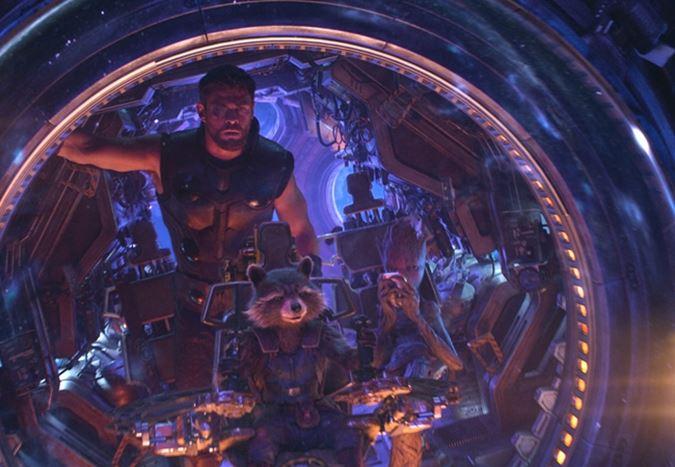 Box Office ABD: Avengers: Infinity War, $61,8 milyonla üçüncü hafta sonunda da açık ara gişe lideri!