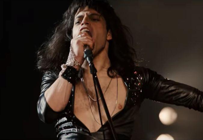 Rami Malek'in başrolünde yer aldığı Bohemian Rhapsody'den ilk fragman!