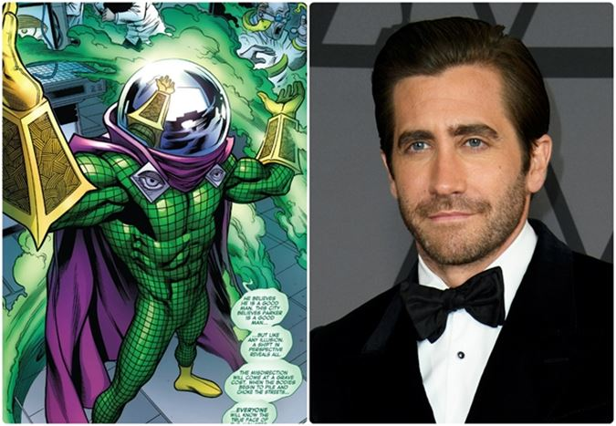 Jake Gyllenhaal, Spider-Man: Homecoming'in devam filminde Mysterio'yu canlandırabilir!
