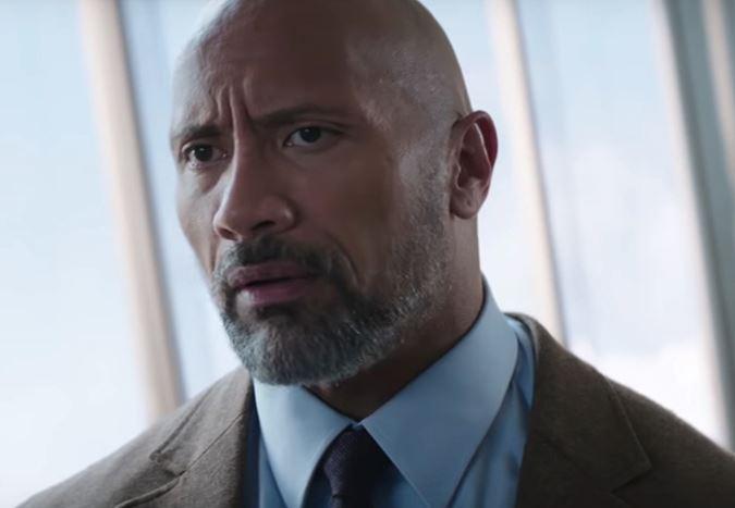 Dwayne Johnson'ın başrolünde yer aldığı Skyscraper'dan yeni fragman yayınlandı