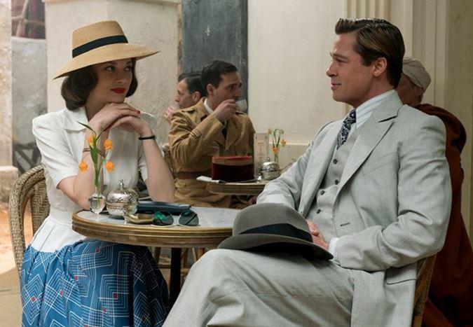 Brad Pitt ve Marion Cotillard'lı Allied'tan ilk görsel yayınlandı