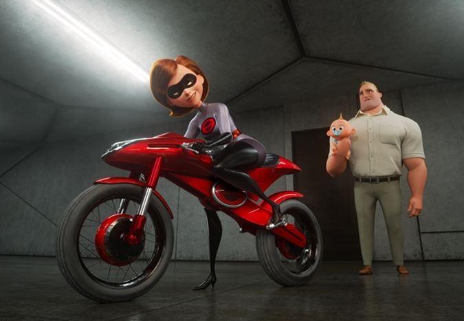 Box Office ABD: İnanılmaz Aile 2'den $180 milyonluk rekor açılış!