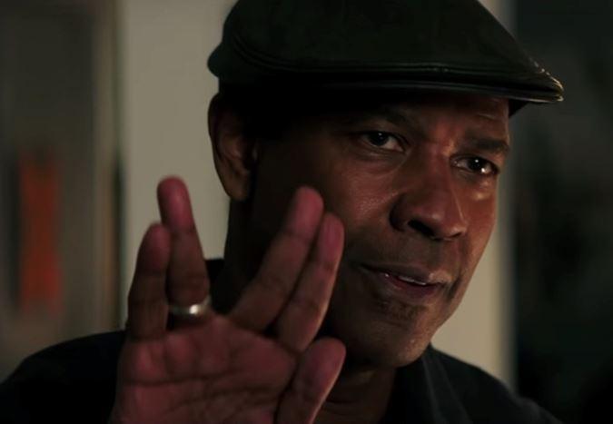 Denzel Washington'ın başrolünde yer aldığı The Equalizer 2'den yeni fragman yayınlandı