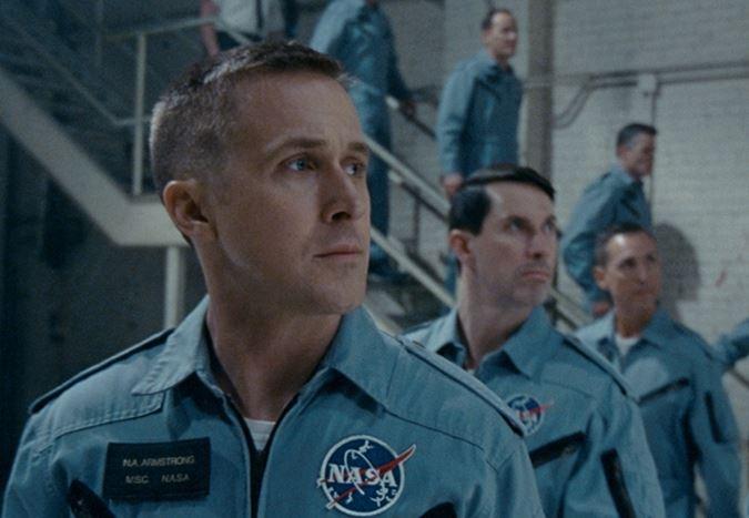 Damien Chazelle ile Ryan Gosling'in yeniden bir araya geldiği First Man, 75. Venedik Film Festivali'nin açılışını gerçekleştirecek