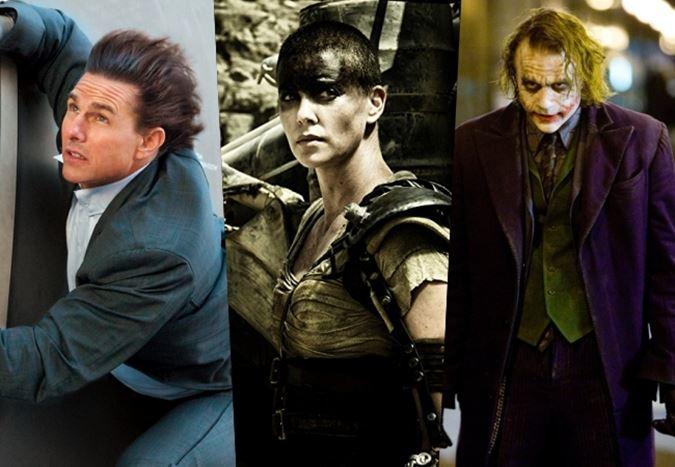 Metacritic ortalamalarına göre en başarılı seri filmler