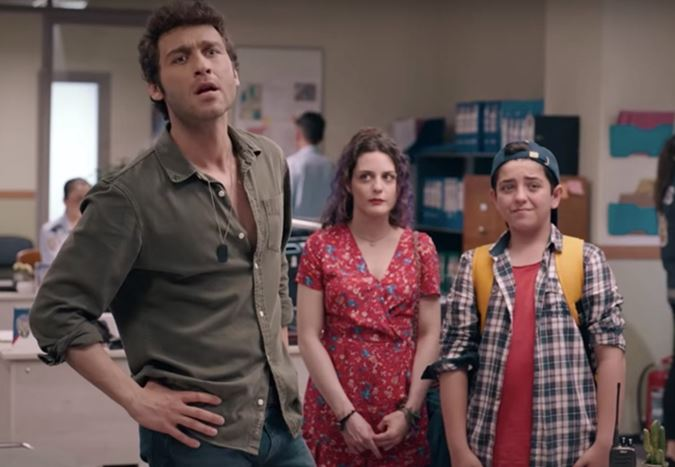 BKM'nin yeni sezon filmlerinden Bücür'ün ilk fragmanı yayınlandı
