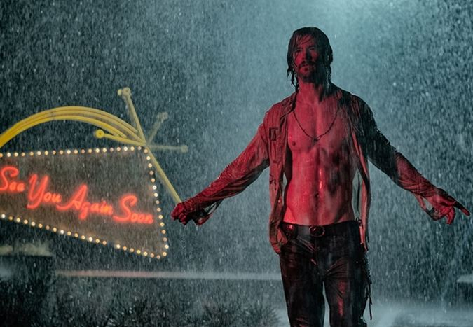 Chris Hemsworth ve Dakota Johnson'ın başrolünde yer aldığı Bad Times at the El Royale'den yeni fragman!