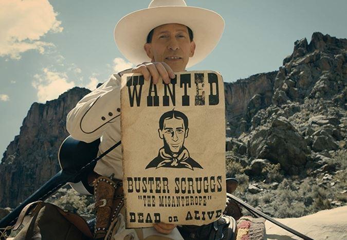 Coen Kardeşlerin antoloji filmi The Ballad of Buster Scruggs'tan Türkçe altyazılı fragman!