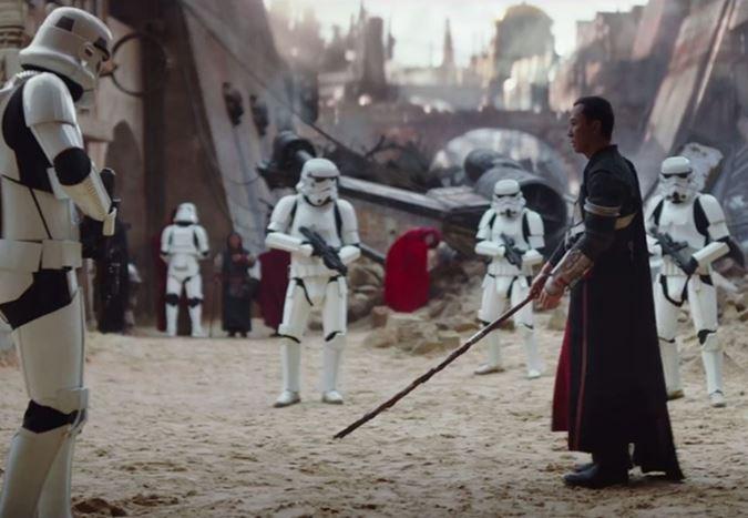 Rogue One: Bir Star Wars Hikâyesi'nden Türkçe altyazılı yeni fragman yayınlandı
