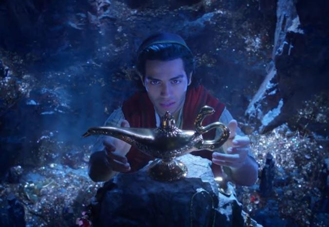 Guy Ritchie'nin yönetmen koltuğunda oturduğu Aladdin'den teaser yayınlandı