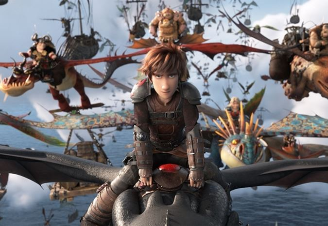 Merakla beklenen How to Train Your Dragon: The Hidden World'den fragman yayınlandı