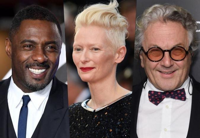 Idris Elba ve Tilda Swinton, usta sinemacı George Miller'ın yeni filmi Three Thousand Years of Longing'de yer alacak