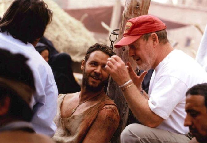 Ridley Scott, Gladiator'ın devam filmi için hazırlıklara başladı