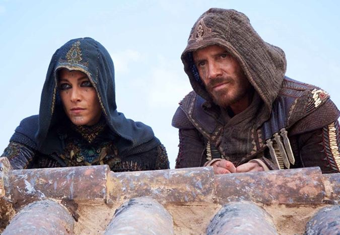 Michael Fassbender'lı Assassin's Creed'ten Türkçe altyazılı klip yayınlandı
