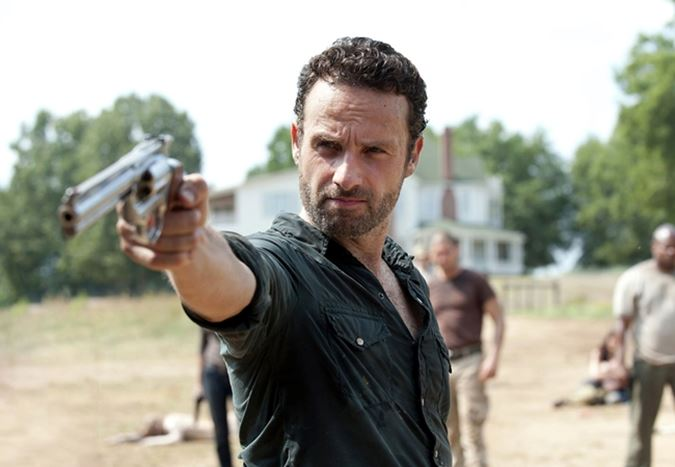 Rick Grimes'ın odağında olacağı Walking Dead filmleri geliyor!