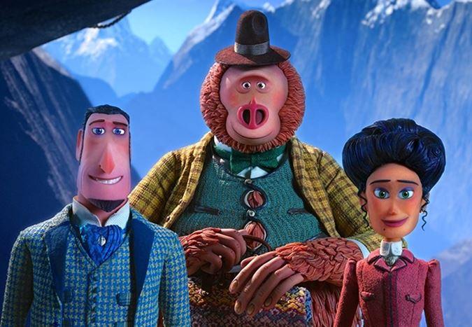 Hugh Jackman'ın seslendirme kadrosunda yer aldığı animasyon filmi Missing Link'ten fragman!