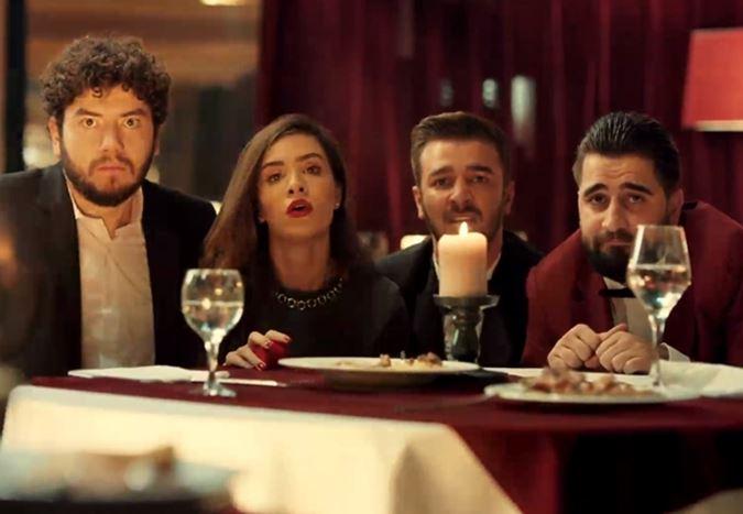 Aralık ayında vizyona girecek olan Kafalar Karışık'tan yeni fragman!