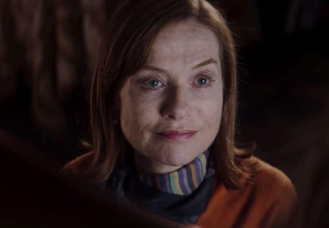 Isabelle Huppert'in başrolünde yer aldığı gerilim filmi Greta'dan fragman yayınlandı