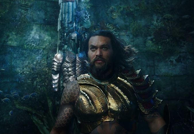Box Office ABD: Aquaman, $51,55 milyonla yeni yıla lider giriyor