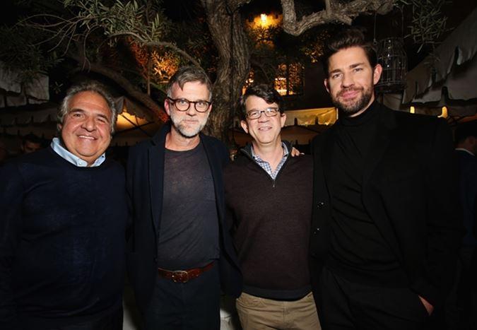 """Usta sinemacı Paul Thomas Anderson'dan John Krasinski'ye hayat dersi: """"Bizimkisi gibi bir sektörde, birbirimize destek olmamız gerekir"""""""