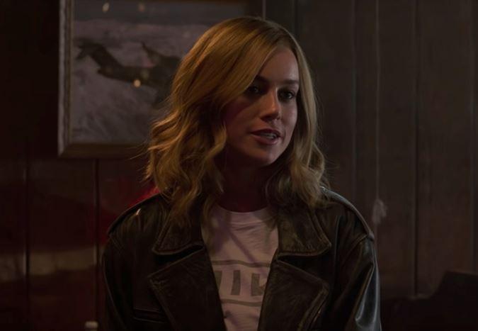 Brie Larson'lı Captain Marvel'dan özel bir video yayınlandı