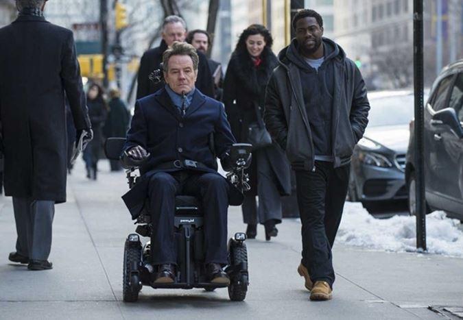 Box Office ABD: The Intouchables'ın yeniden çevrimi The Upside, $19,6 milyonla gişenin zirvesine yerleşti