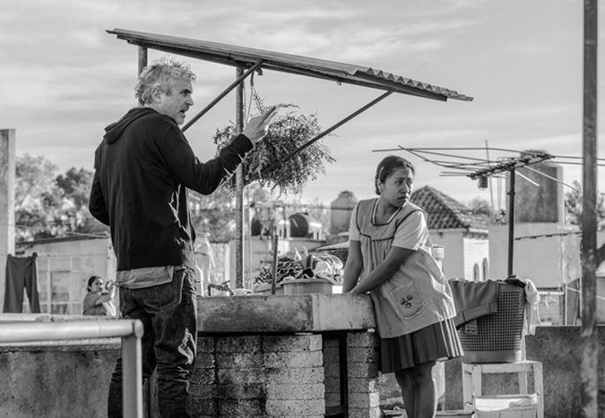 Alfonso Cuarón, Roma'nın Oscar adaylıkları hakkında konuştu