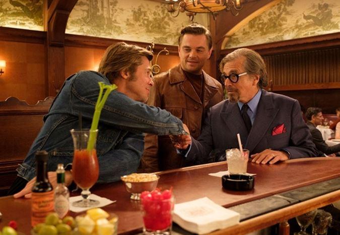 Quentin Tarantino'nun merakla beklenen filmi Once Upon A Time In Hollywood'dan yeni görüntüler yayınlandı