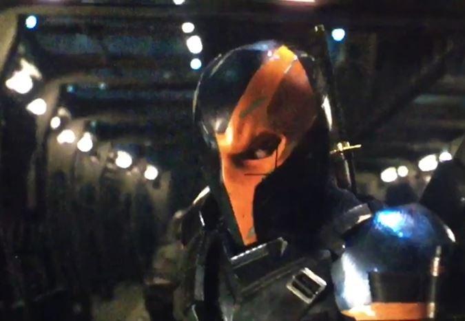 Ben Affleck, Deathstroke'u müjdeledi